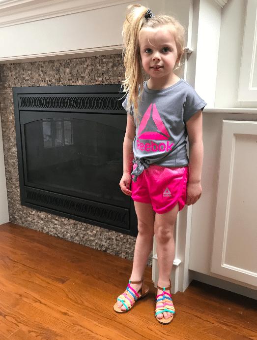 Kids Reebok Outfit