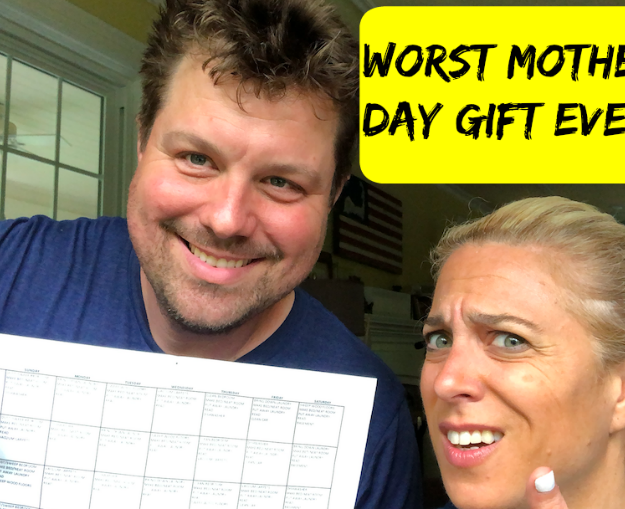 Worst Mother's Day Gift Ever