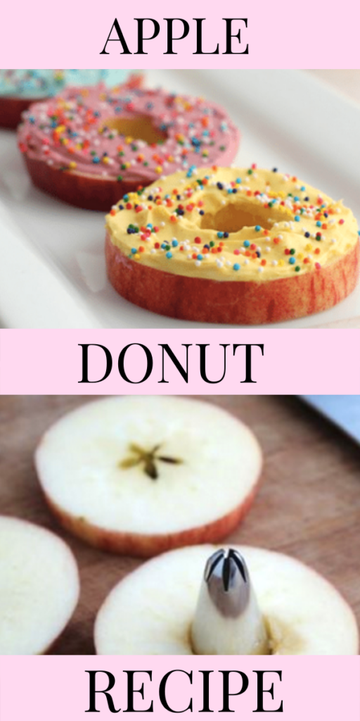 Apple Donut Recipe