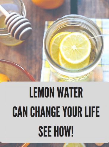 How Lemon Water Can Change Your Life