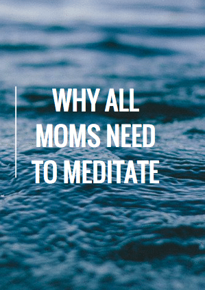 Why All Moms Need the Headspace Meditation App