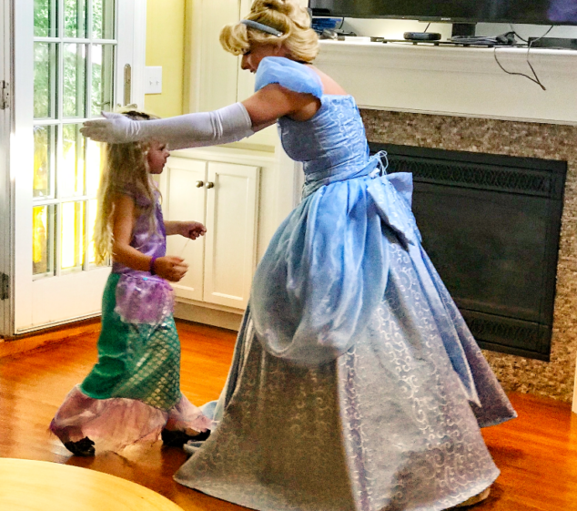 How to Throw the Perfect Princess Party