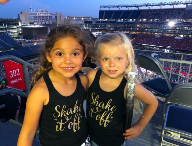 Taylor Swift Concert Boston, MA