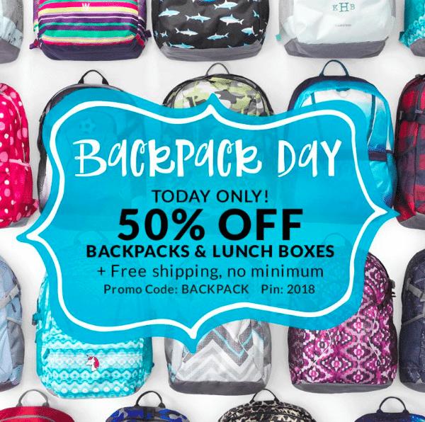 Backpack Day Lands' End