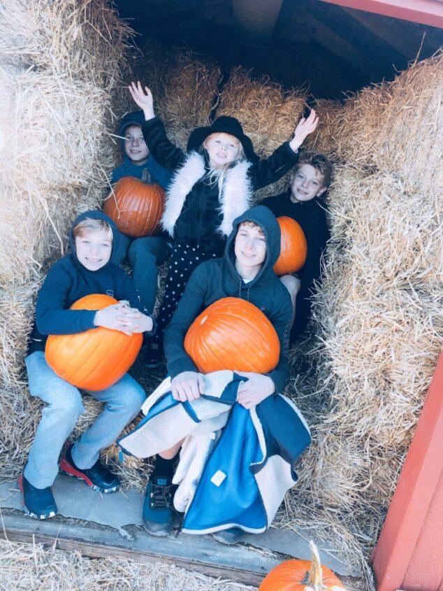 Fall Fun with Teenagers