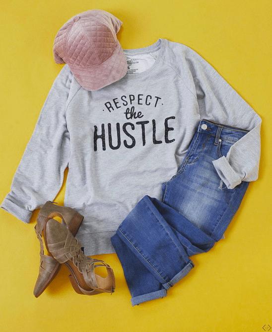 Style Steals: Graphic Sweatshirts