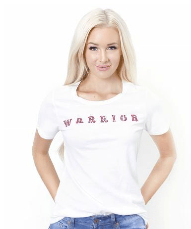 Warrior Graphic Tee for your best Friend