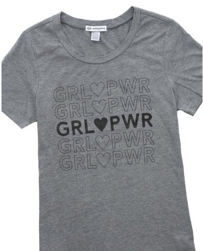Girl Power Graphic Tee for y