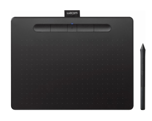 Wacom - Intuos Bluetooth Creative Pen Tablet