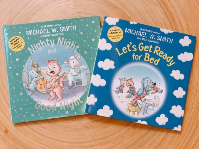 Michael W. Smith Nurturing Book Series
