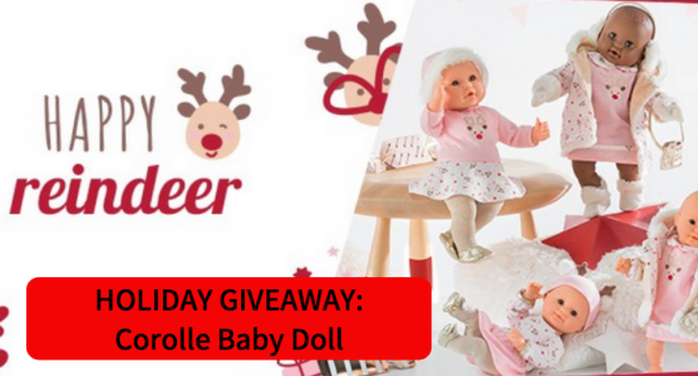 Corolle Baby Doll GIVEAWAY