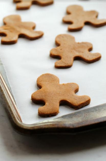 Gluten Free Ginergbread Men Cookie Recipe