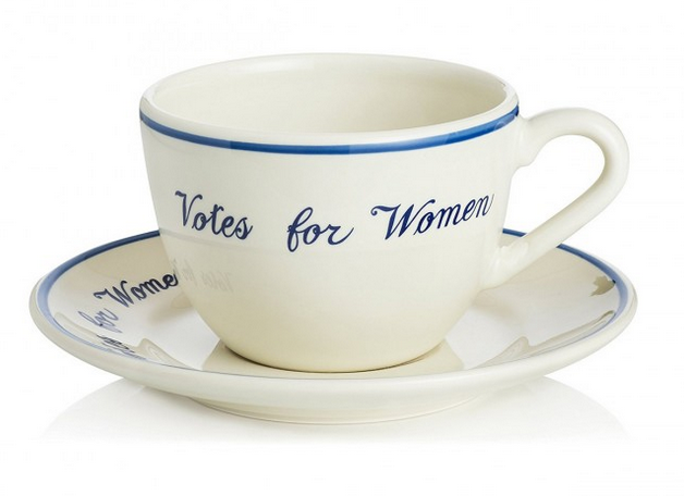 Newport Mansions Votes for Women