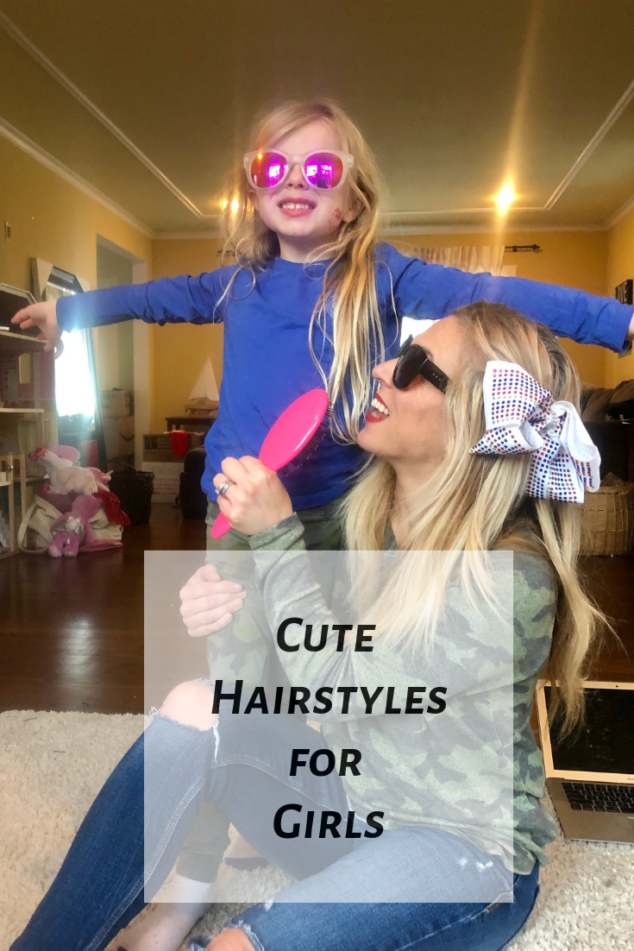 cute hairstyles for little girls