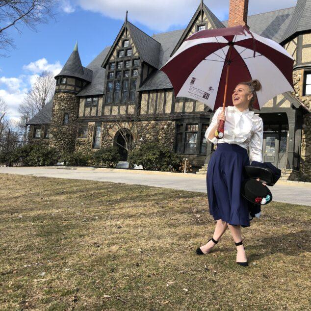 DIY Mary Poppins