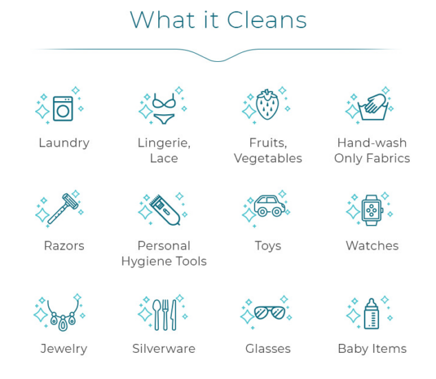 How to clean items in your home