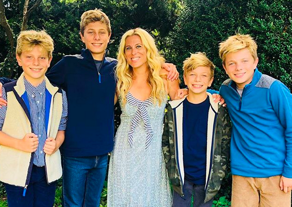 Raising Teenagers - 4 boys and a mom
