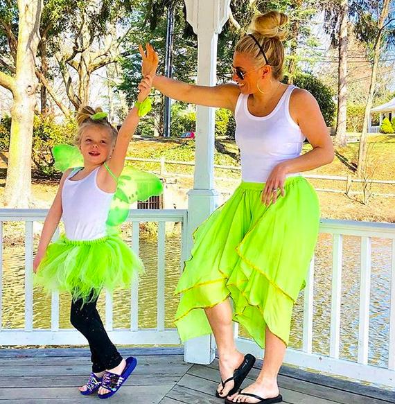 How to Dress like Tinker Bell