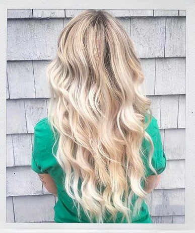 Gorgeous Blonde Hair for Summer