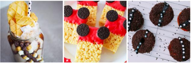 Disney Dessert Party Plans