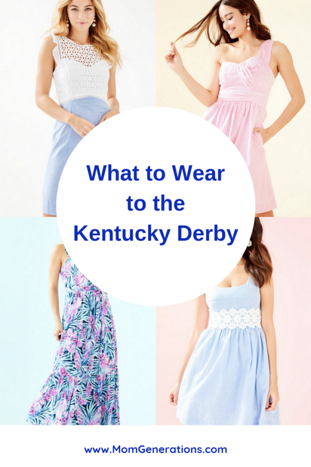 3c4f7ed13 What to Wear to the Kentucky Derby - Mom Generations | Audrey McClelland |  Stylish Life for Moms