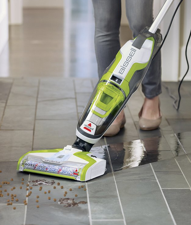 Bissell Crosswave Multi Surface Cleaner Review