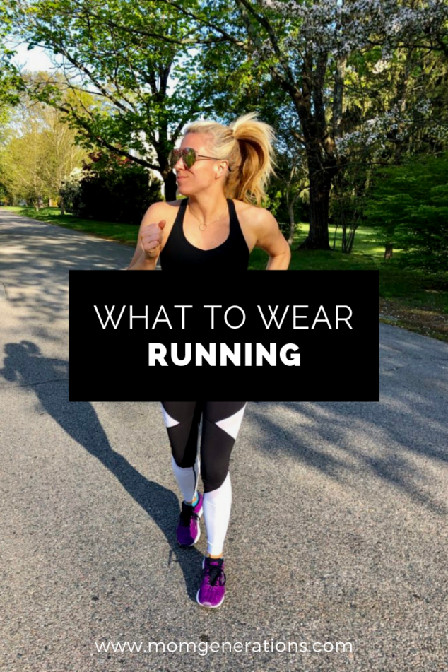What to Wear Running