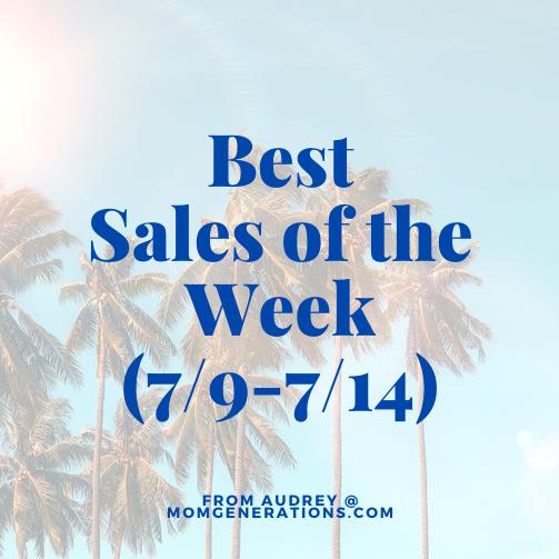 Best Sales of the Week (7/9)