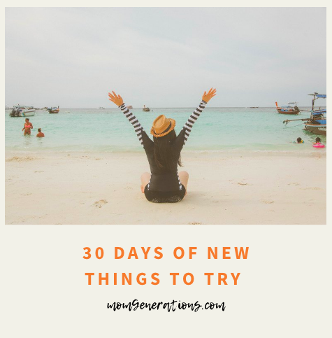 30 New Things to Try