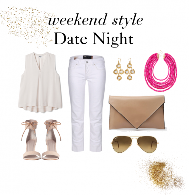 weekend style: what to wear on a date night