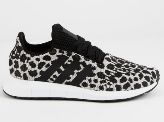 Leopard Adidas Sneakers for the Fall Fashion