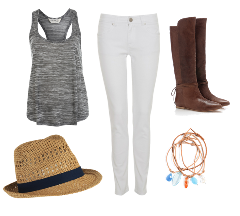 What to wear with boots