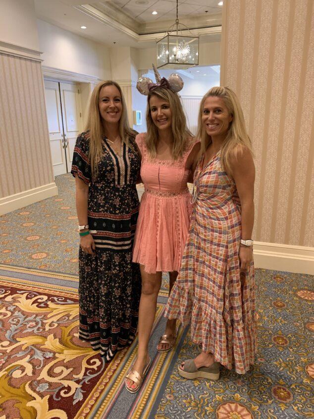 Rachel Pitzel Permission to Hustle Retreat with Disney World