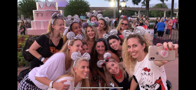 Permission to Hustle Retreat with Disney World