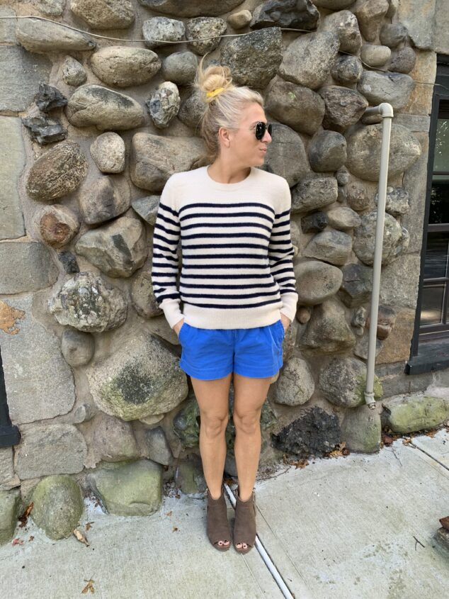 Summer Transitional Outfit