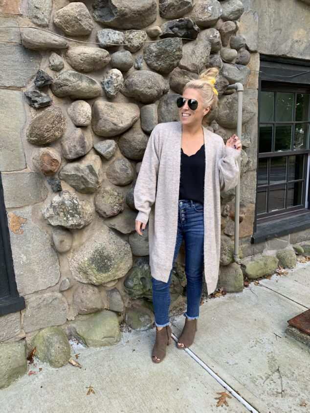 Transitional Outfits from Summer to Fall