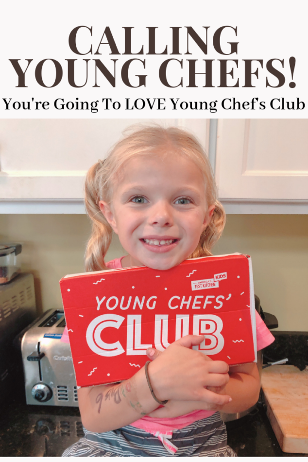 Young Chefs' Club Kit