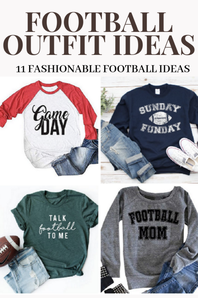 Football Outfits for Game Day