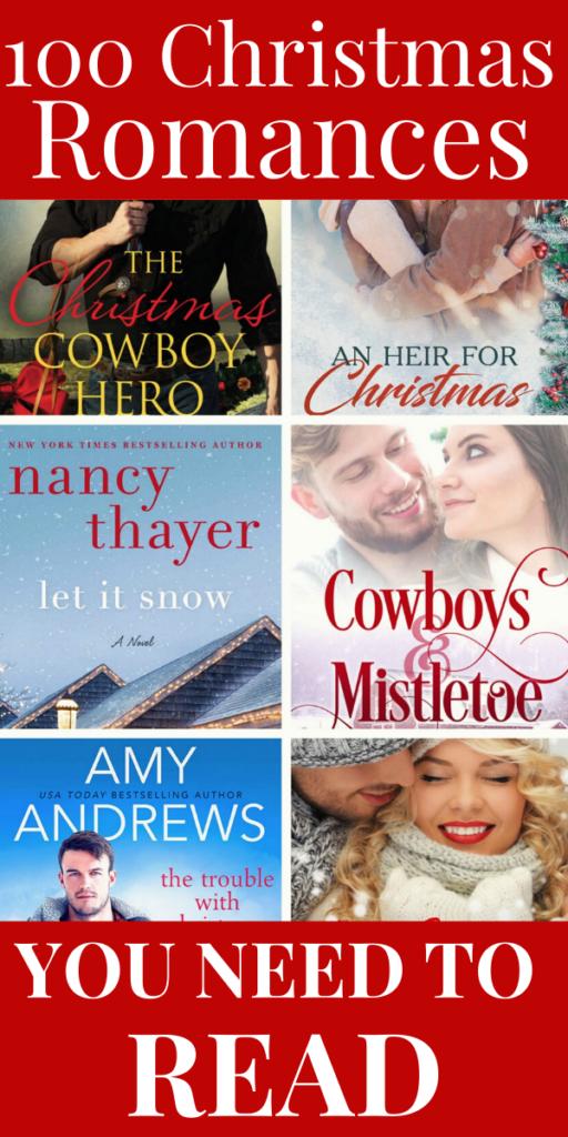 Romance Christmas Books