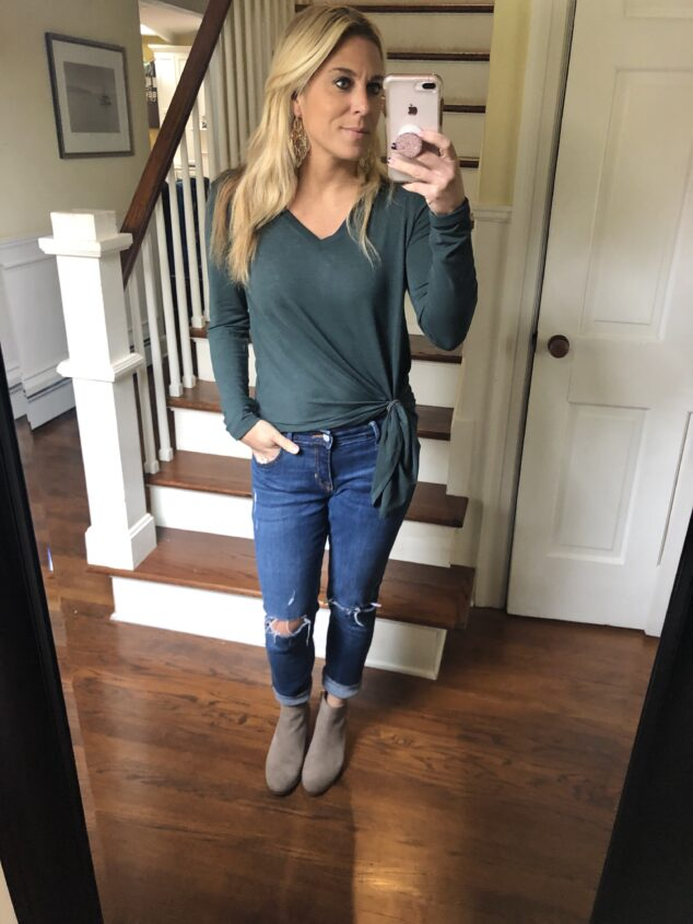 Boyfriend Tee - How to Style