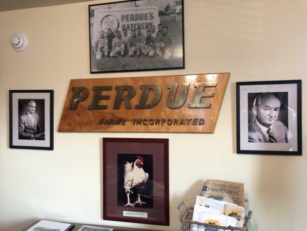 Perdue Farms - Perdue history