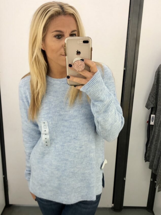 Old Navy try On Sweaters