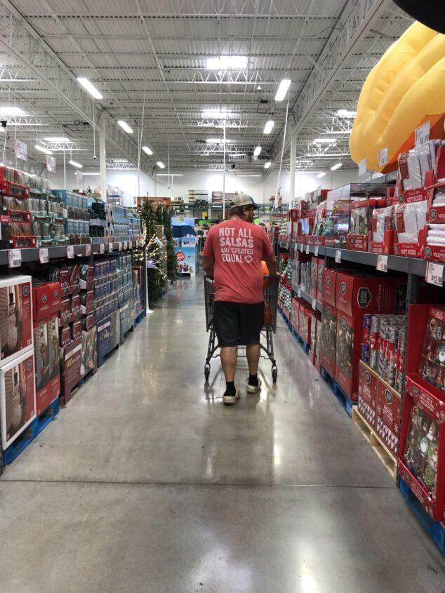 BJ's Wholesale Club - Fall Decor