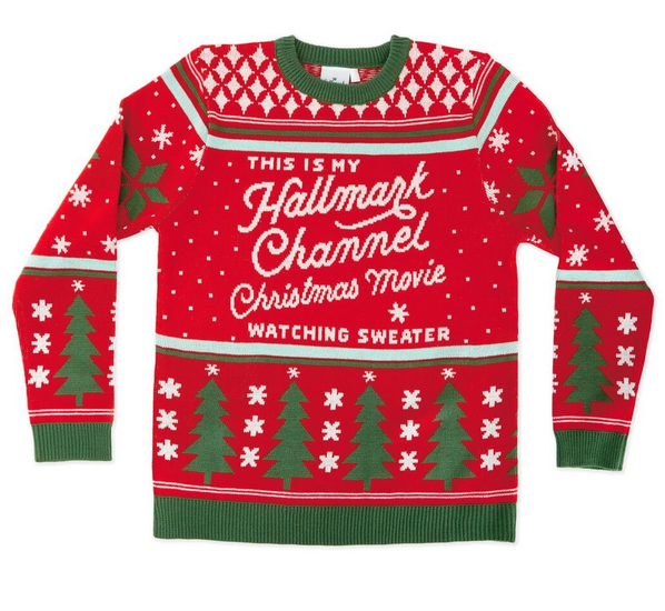 Hallmark Channel Ugly Christmas Sweater