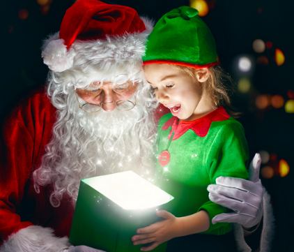 How to Call Santa Claus