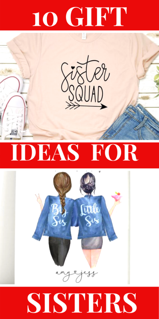 Best Holiday Gift Ideas for Sisters