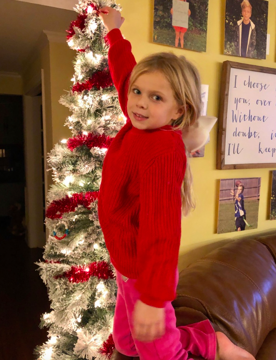 Decorating for the Holidays with Capital One Walmart Rewards Card