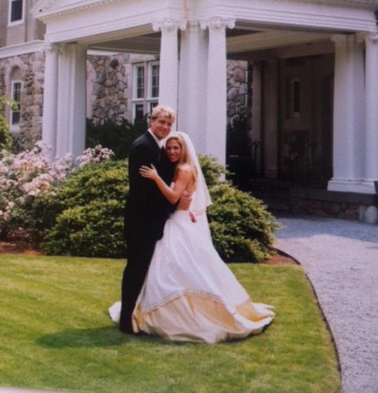 Wedding Audrey McClelland and Matt McClelland