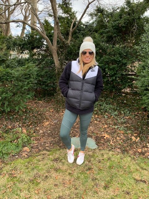 How to Wear a Puffer Vest