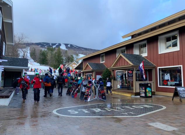 Family Ski Holidays - Mount Stratton